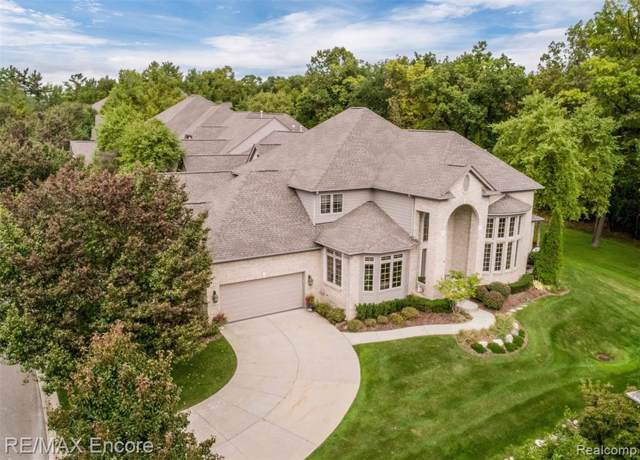 6524 Enclave Drive, Independence Twp, MI 48348 (#219091767) :: The Buckley Jolley Real Estate Team