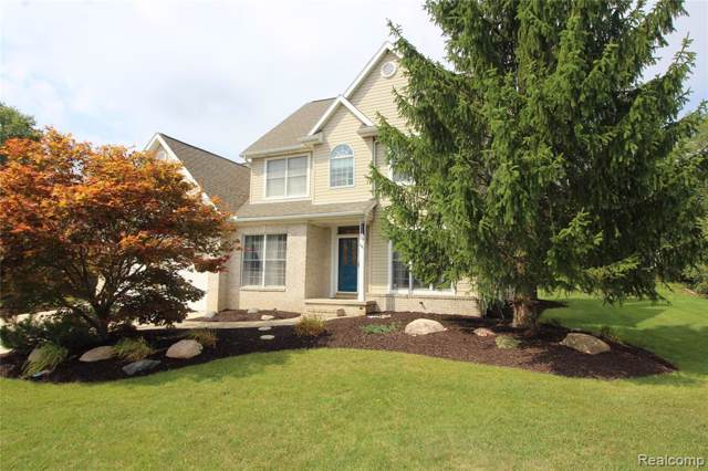3722 Lakewood Shores Drive, Genoa Twp, MI 48843 (#219091769) :: The Buckley Jolley Real Estate Team