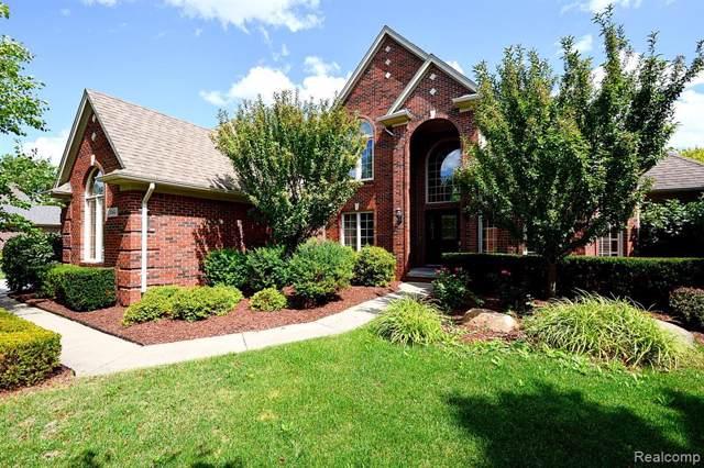 57066 Willow Ridge Boulevard, Washington Twp, MI 48094 (#219091871) :: The Buckley Jolley Real Estate Team