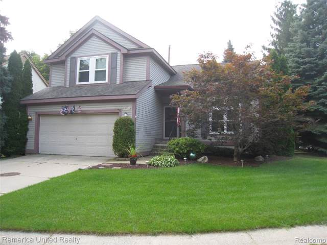 6929 Fox Lane, Waterford Twp, MI 48327 (#219092499) :: The Buckley Jolley Real Estate Team