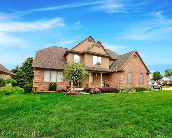 52201 Boland Road, Chesterfield Twp, MI 48047 (#219095279) :: Alan Brown Group