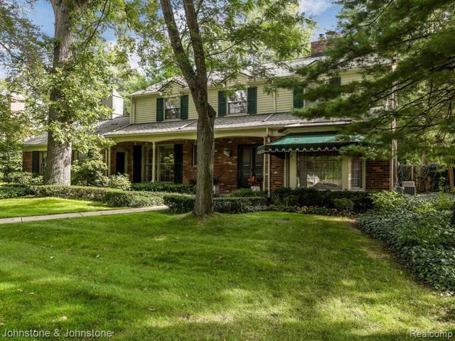254 Lincoln Road, Grosse Pointe, MI 48230 (MLS #219097185) :: The Toth Team