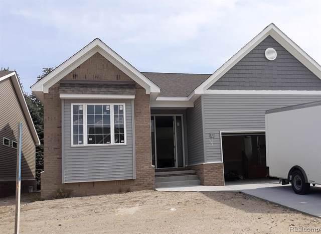22503 Georgia Pine Drive #168, Huron Twp, MI 48164 (#219099487) :: The Buckley Jolley Real Estate Team