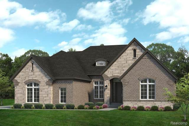 2100 Shane, Addison Twp, MI 48370 (#219099881) :: The Mulvihill Group