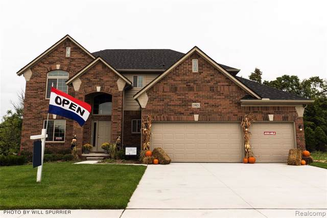21821 Rio Grande Drive, Macomb Twp, MI 48044 (MLS #219100135) :: The Toth Team