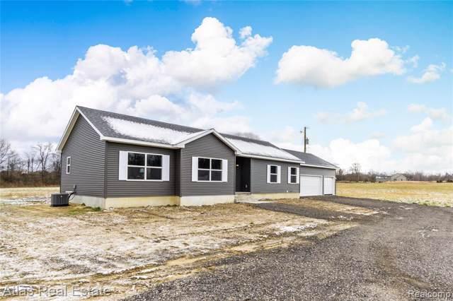 2999 Metamora Rd, Metamora Twp, MI 48455 (#219100169) :: The Buckley Jolley Real Estate Team