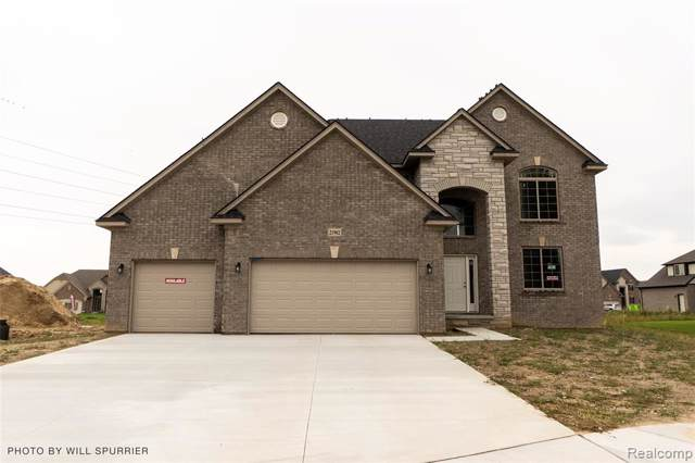21902 Rivanna Drive, Macomb Twp, MI 48044 (MLS #219100214) :: The Toth Team