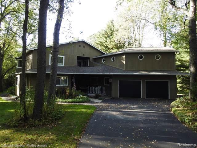 1450 Tanglewood Drive, Lapeer Twp, MI 48446 (#219107030) :: The Buckley Jolley Real Estate Team