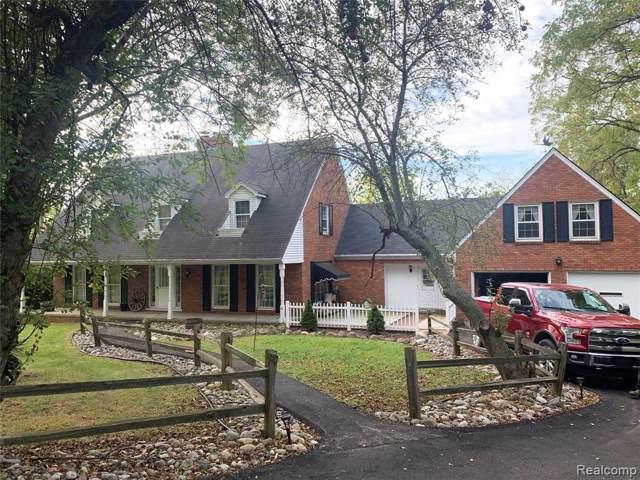 6580 28 MILE Road, Washington Twp, MI 48094 (#219108392) :: GK Real Estate Team