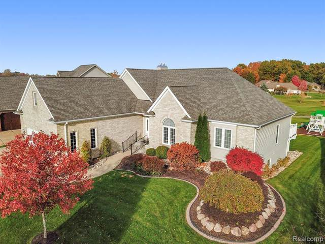 9045 Copper Ridge Drive, Davison Twp, MI 48423 (#219108401) :: The Buckley Jolley Real Estate Team