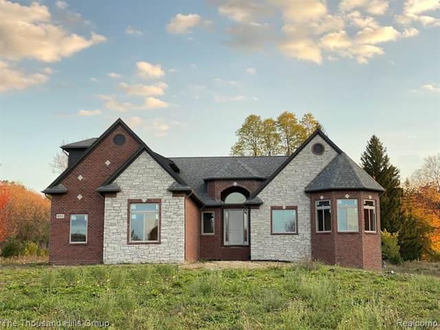 29906 Brush Park Court, Novi, MI 48377 (#219110158) :: The Buckley Jolley Real Estate Team