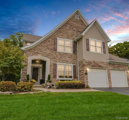 10200 Edgewood Drive, Grand Blanc Twp, MI 48439 (#219117077) :: Team Sanford