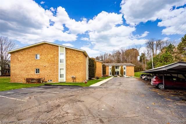 735 Randolph Street, Northville, MI 48167 (#219117137) :: GK Real Estate Team