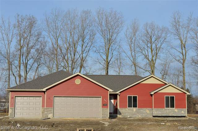 9410 Folkert Rd, Clay Twp, MI 48001 (#219123243) :: Alan Brown Group