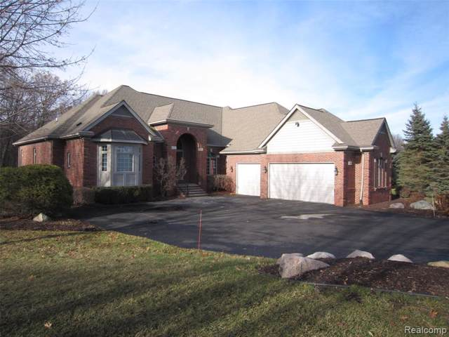 3889 Honors Trace, Genoa Twp, MI 48843 (#219124001) :: The Buckley Jolley Real Estate Team