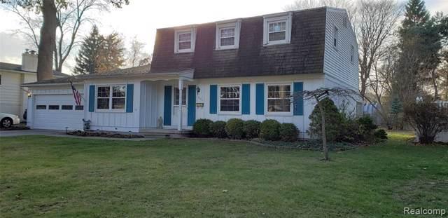 3217 Walnut St, Port Huron, MI 48060 (#2200002312) :: The Buckley Jolley Real Estate Team
