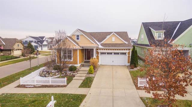 3852 Zaharas Lane, Lansing, MI 48864 (#630000243454) :: The Mulvihill Group