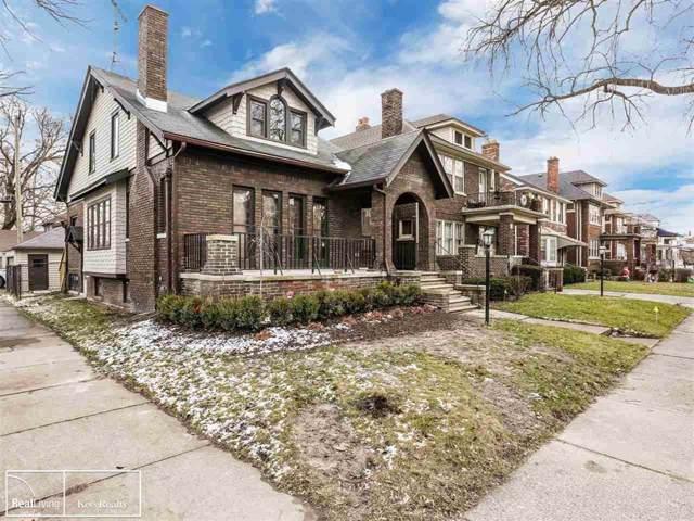 1268 Beaconsfield, Grosse Pointe Park, MI 48230 (#58050003534) :: The Alex Nugent Team   Real Estate One
