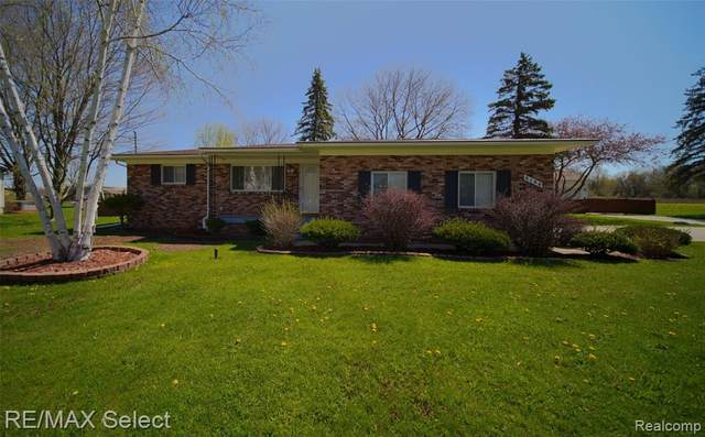 6164 Deland Road, Flushing Twp, MI 48433 (MLS #2200006217) :: The Toth Team