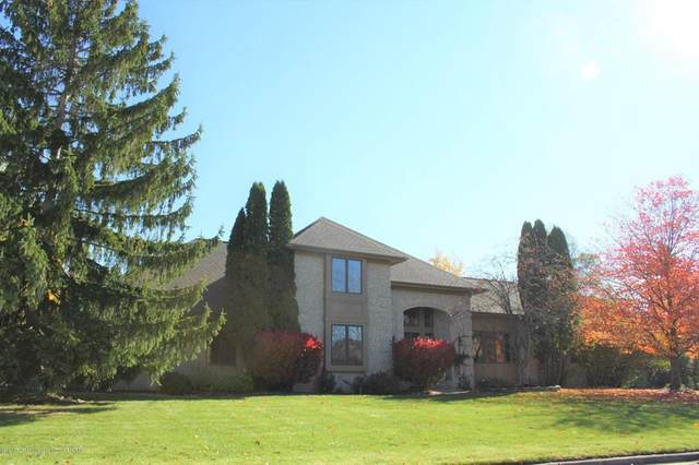 6420 E Island Lake Drive, Meridian Charter Twp, MI 48823 (#630000243983) :: Keller Williams West Bloomfield