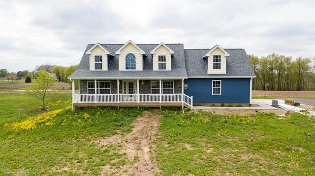 7060 Eagle Pass Drive, Hamlin Twp, MI 48827 (#630000244212) :: The Alex Nugent Team | Real Estate One