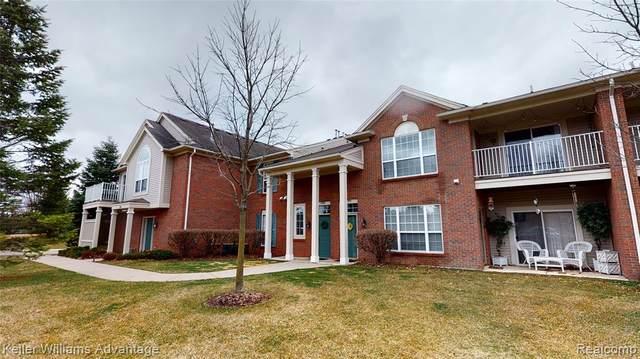 13202 Chesapeake Circle #149, Commerce Twp, MI 48390 (#2200012657) :: Duneske Real Estate Advisors