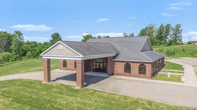 7250 Glen View Lane, Grand Blanc Twp, MI 48439 (MLS #2200017811) :: The John Wentworth Group