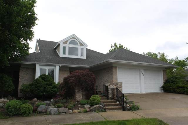 6235 W Golfridge Drive, Meridian Charter Twp, MI 48823 (#630000244902) :: GK Real Estate Team