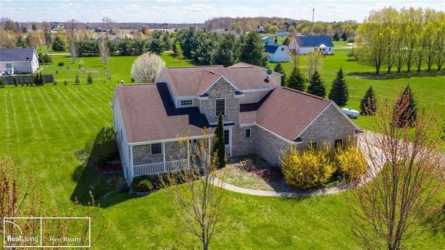 7444 Andres Dr., Almont Twp, MI 48003 (#58050008465) :: The Mulvihill Group