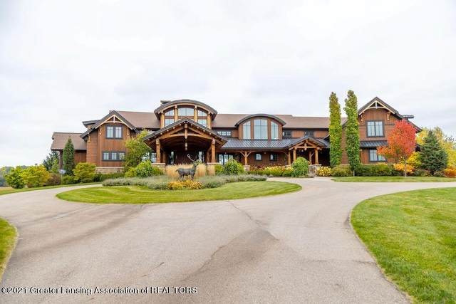592 Willoughby Road, Alaiedon Twp, MI 48854 (MLS #630000244973) :: The John Wentworth Group