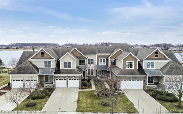 26002 Island Lake Drive, Novi, MI 48374 (#2200024538) :: Duneske Real Estate Advisors