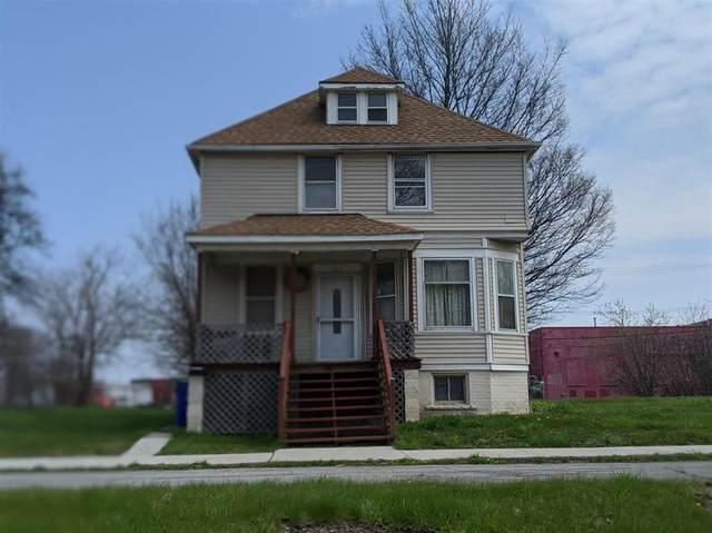 712 W Grand Boulevard, Detroit, MI 48216 (MLS #543272552) :: The John Wentworth Group