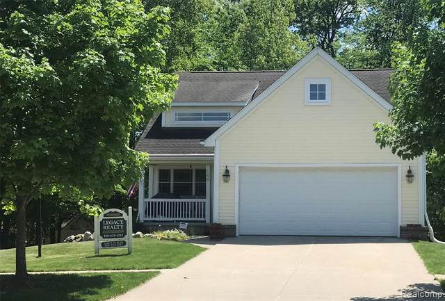 140 Kristen Court, Linden, MI 48451 (MLS #2200027550) :: The John Wentworth Group