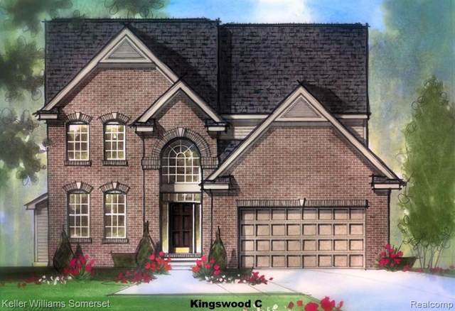 12306 Lincolnshire Drive, Sterling Heights, MI 48312 (MLS #2200037127) :: The John Wentworth Group
