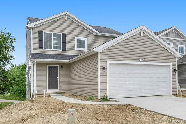5147 Sandalwood Circle, Grand Blanc Twp, MI 48439 (#2200038075) :: Novak & Associates