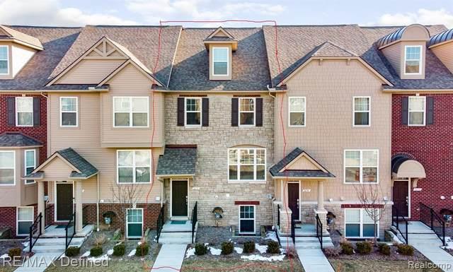 2658 Helmsdale Circle, Rochester Hills, MI 48307 (#2200038251) :: Duneske Real Estate Advisors