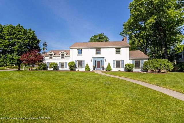 1413 E Old Mill Road, East Lansing, MI 48823 (#630000246602) :: Duneske Real Estate Advisors