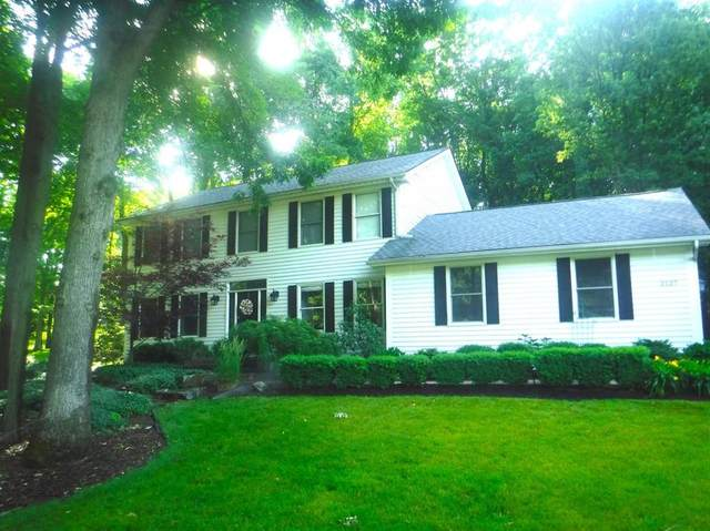 2127 Pine Hollow Trail, Brighton Twp, MI 48114 (#543273377) :: The Mulvihill Group