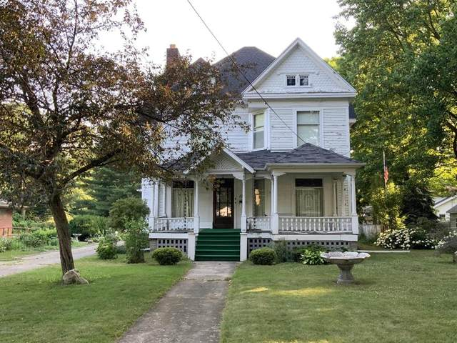 179 E Chicago St, COLDWATER CITY, MI 49036 (MLS #62020025256) :: The Toth Team
