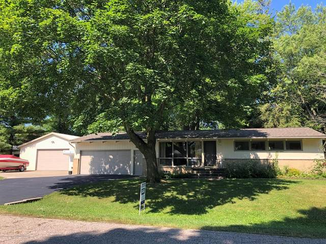 1821 Jeanne Street, Delhi Charter Twp, MI 48842 (MLS #630000247826) :: The John Wentworth Group