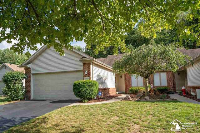 1663 Spruce Ct, Bedford Twp, MI 48182 (#57050018496) :: Robert E Smith Realty