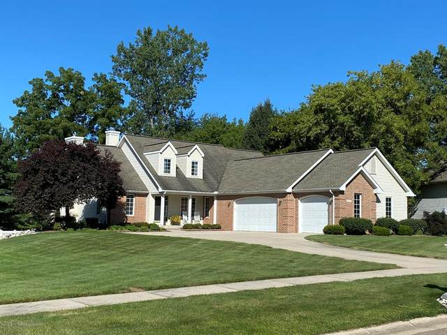 3025 Pinto Circle, Delta Twp, MI 48906 (#630000248541) :: The BK Agency
