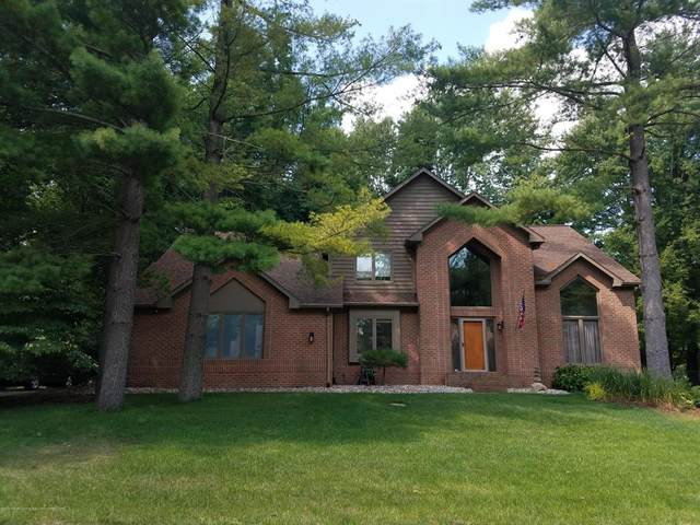 4332 Aztec Way, Meridian Charter Twp, MI 48864 (#630000248586) :: The BK Agency