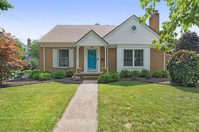 820 Snyder Road, East Lansing, MI 48823 (#630000248632) :: The Alex Nugent Team   Real Estate One