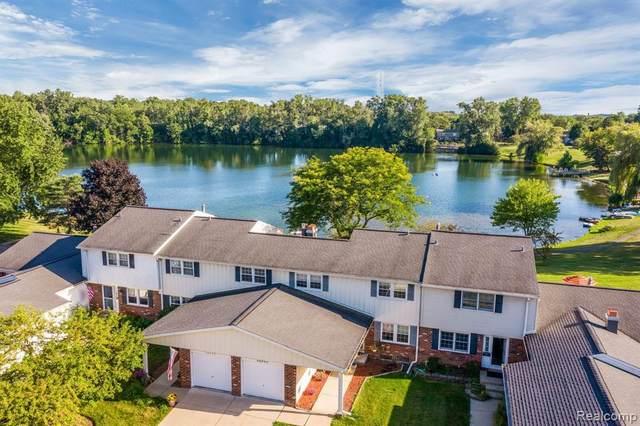 42253 Scenic Lane, Northville Twp, MI 48167 (#2200067629) :: GK Real Estate Team