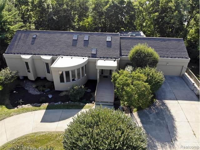 8074 Pepperwood Drive, Grand Blanc Twp, MI 48439 (#2200068814) :: GK Real Estate Team