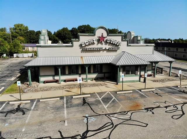 50 Knapp Drive, Battle Creek, MI 49015 (#2200076350) :: Novak & Associates