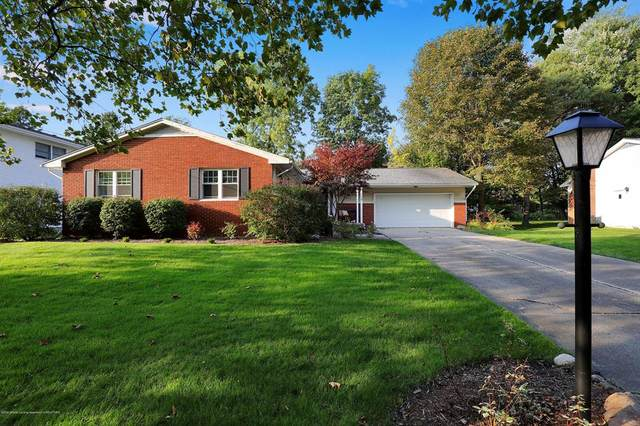 2158 Heritage Avenue, Meridian Charter Twp, MI 48864 (#630000249964) :: The Mulvihill Group