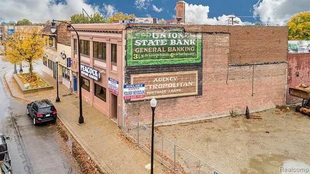 13736 Michigan Avenue, Dearborn, MI 48126 (#2200085318) :: Robert E Smith Realty