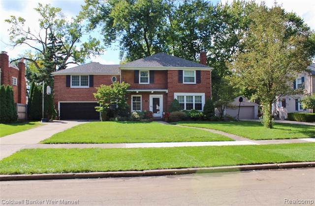 559 Pemberton Rd, Grosse Pointe Park, MI 48230 (#2200086755) :: Keller Williams West Bloomfield